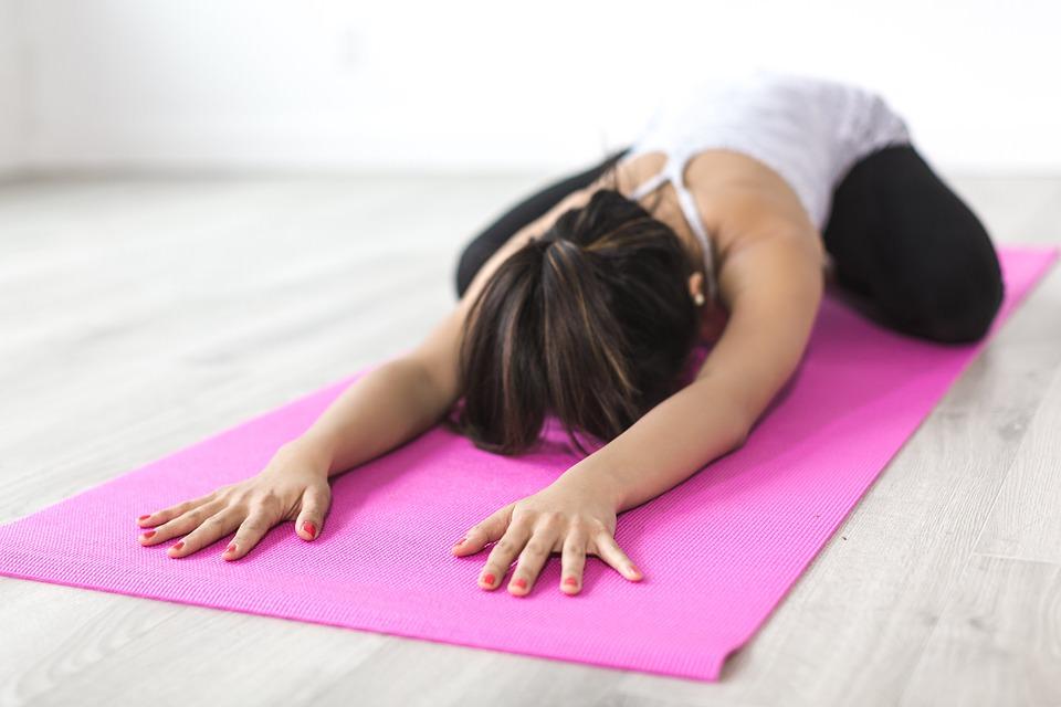 断食中におすすめの運動とストレッチ