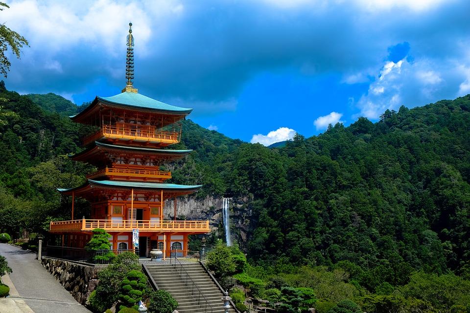 ファスティング中のパワースポット寺