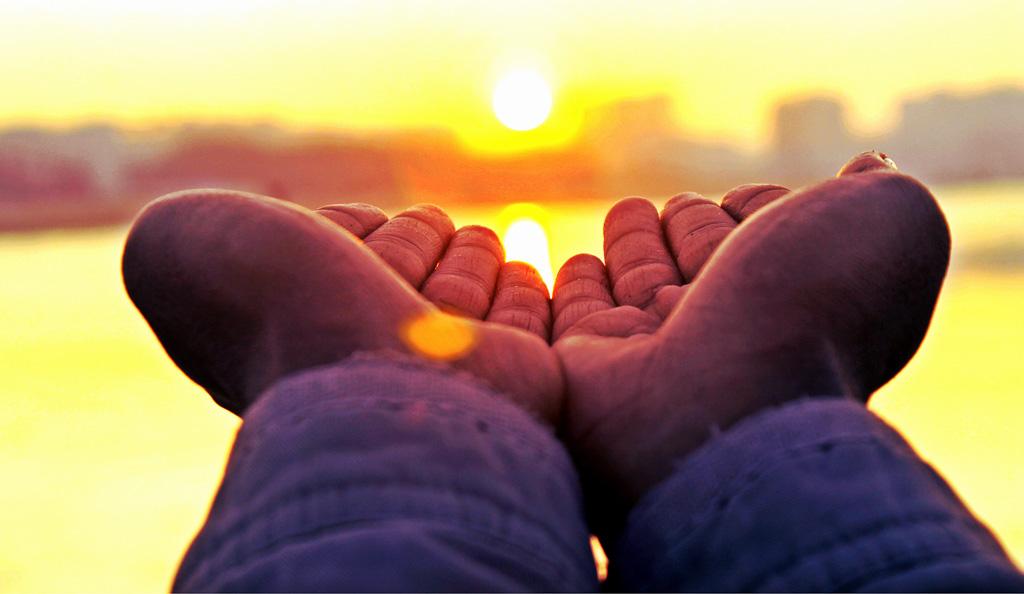 日光で疲れやすい体は改善する