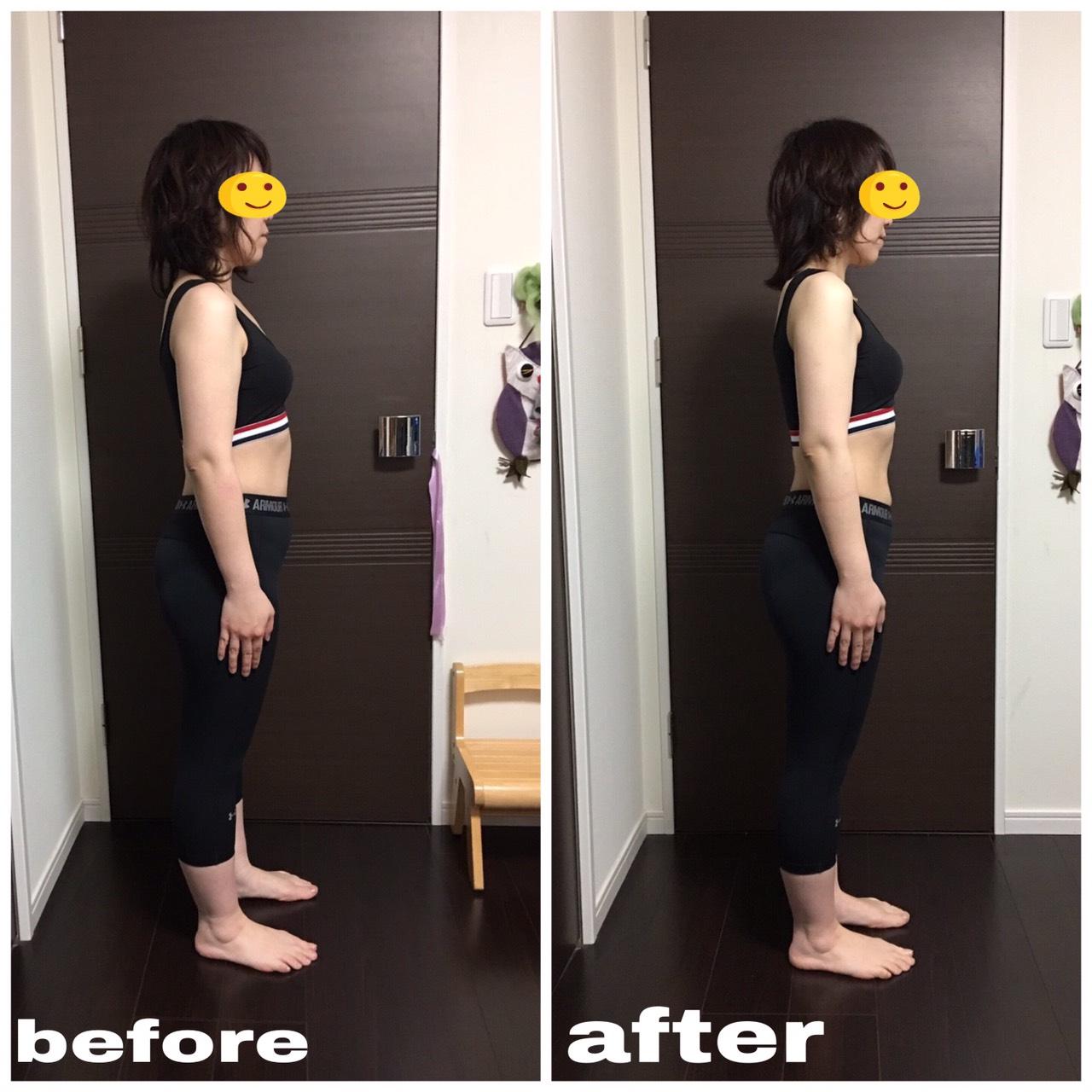 6日断食の効果と写真