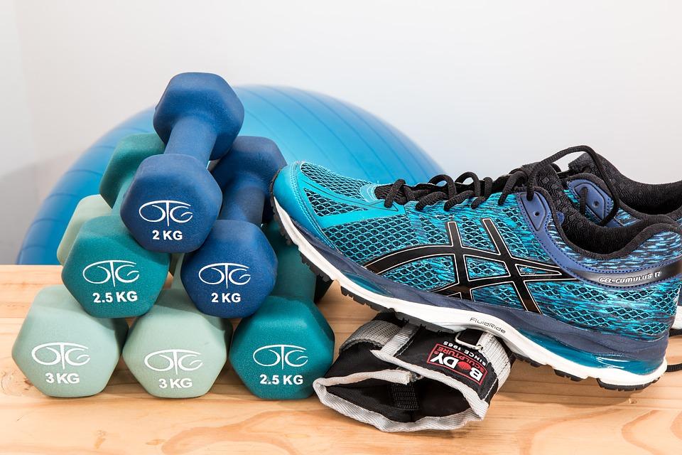 ダイエットで運動と筋トレ