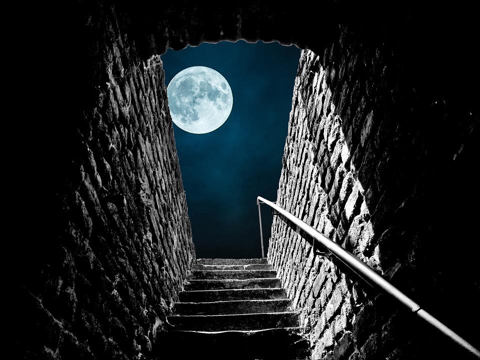 病気への階段は日々登っている