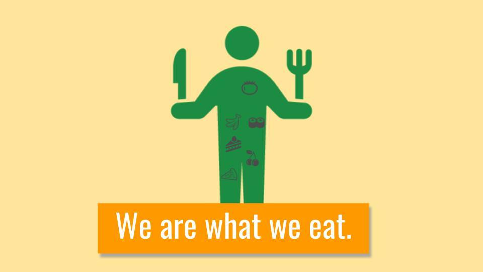 食べ物が体を作る 食事